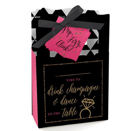 Girls Night Out - Bachelorette Party Favor Boxes - Set of 12 - Bachlorette Party Favors