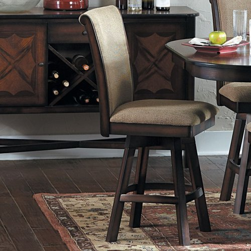 Homelegance 626-24(QTY-2) Westwood Counter Height Chair Set (2-pack)