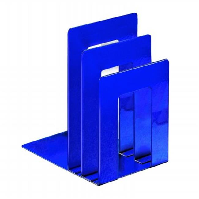 Soho Collection  Deluxe Bookend Sorter Square - Blue - image 1 of 1