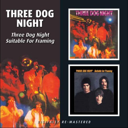 Three Dog Night/Suitable For Framing (CD) (The Best Of 3 Dog Night)