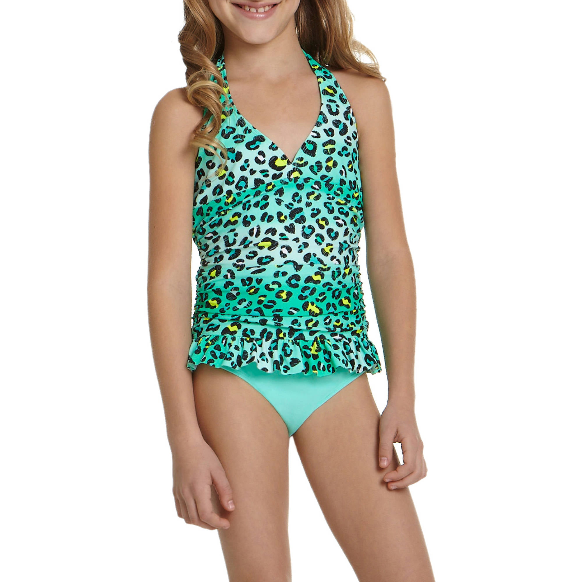 1a57927496480 OP - Girls' Ella One Piece Swimsuit - Walmart.com