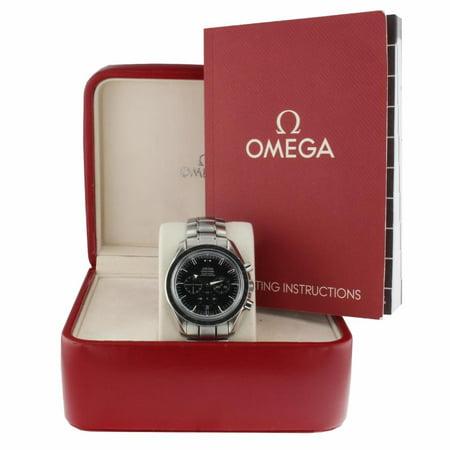 Omega Speedmaster 3551.50. Steel Watch (Certified Authentic & Warranty)