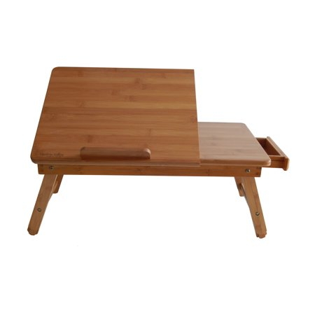 Timber Valley Bamboo Adjustable Laptop Desk by Mid America Home & Garden (Mid Valley Halloween)