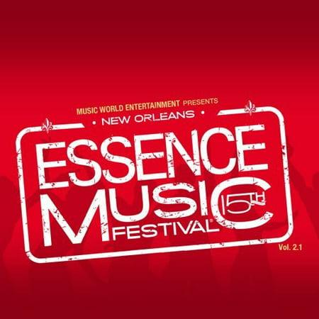 Essence Music Festival 15th Anniversary, Vol. 2.1 [Bonus DVD] [Digipak] (Digi-Pak) - Florida Music Festival Halloween