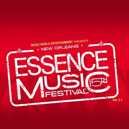 Essence Music Festival 15th Anniversary, Vol. 2.1 [Bonus DVD] [Digipak]