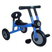 Child-Safe Blue Tricycle w Pedals