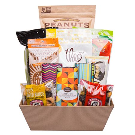 Vegan gluten free snacks and sweets food gift basket with chocolate vegan gluten free snacks and sweets food gift basket with chocolate pumpkin seeds peanuts negle Image collections