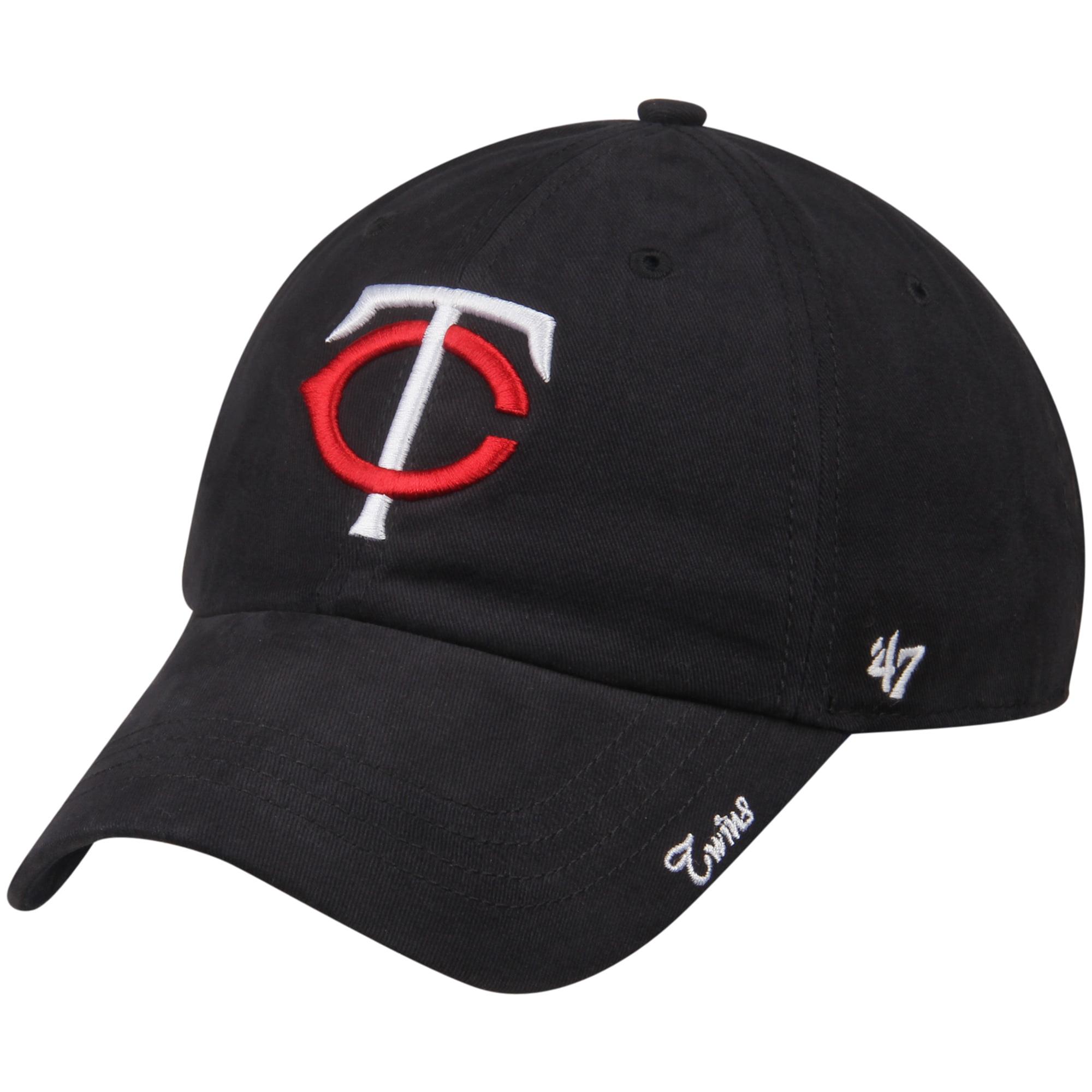 Minnesota Twins '47 Women's Miata Clean Up Adjustable Hat - Navy - OSFA