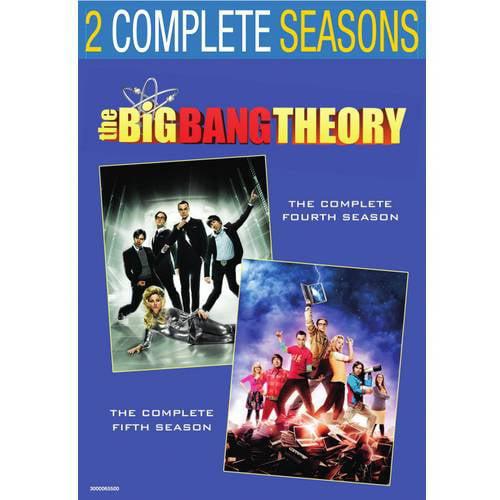 The Big Bang Theory: Season 4 and 5