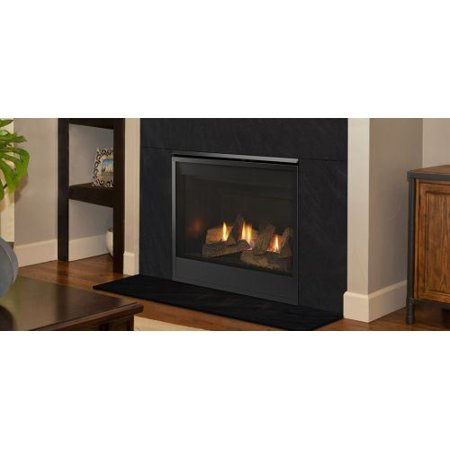 """Mercury 32"""" Top/Rear Direct Vent Gas Fireplace w/Standing Pilot - NG"""