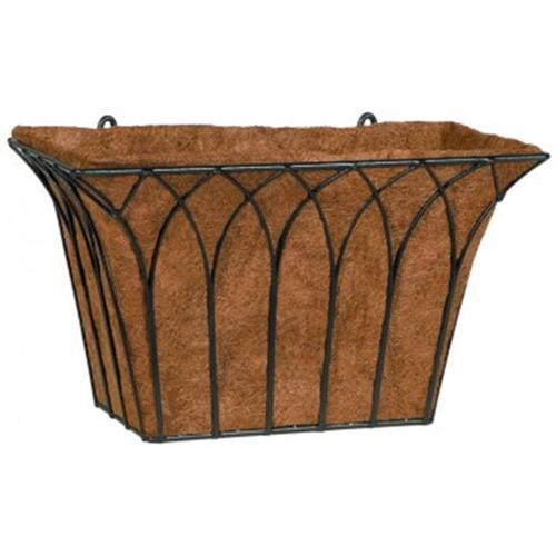 Gardman RAWR807 20 inch Gothic Wall Basket Square