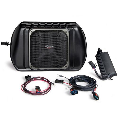 Kicker VSS SubStage Powered Subwoofer Upgrade Kit for 2007-2010 Jeep Wrangler 2-Door