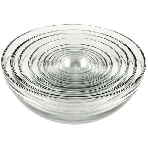 Anchor Hocking 10-Piece Mixing Bowl Set - 82665L11