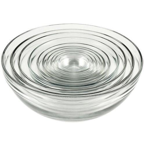 Anchor Hocking 10-Piece Mixing Bowl Set - 82665L11