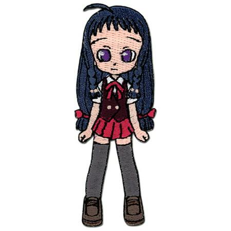 Patch - Negima - New Chibi Yue Iron On Gifts Toys Anime Licensed ge7184 (Chibi Halloween Anime)