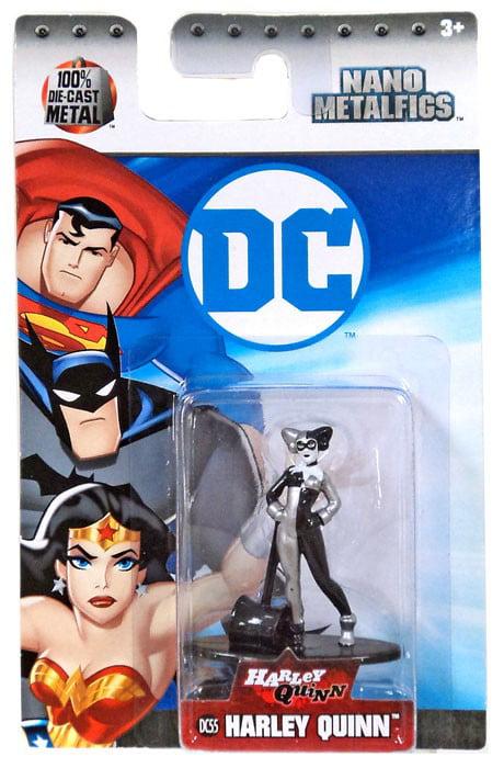 Nano Metalfigs Harley Quinn Diecast Figure [DC55] by