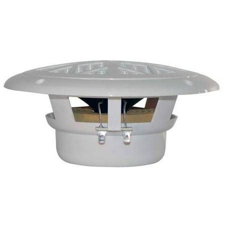 "Pyle 6.5"" White Waterproof Marine Speaker - image 2 de 5"