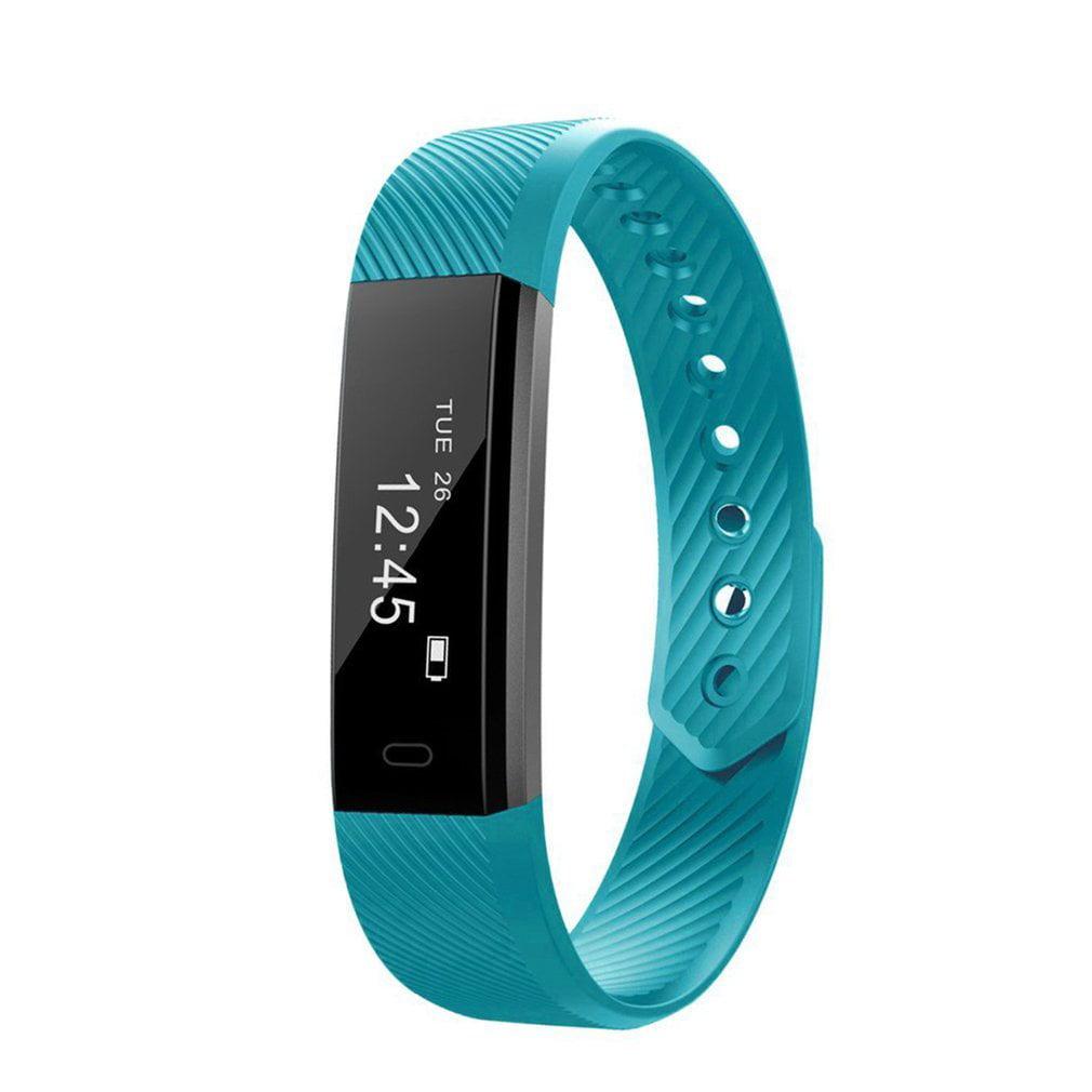 Sports Waterproof Step Bracelet Sport Intelligent Wristband Fitness Step Pedometer Wristband Sleep Monitor Call Reminder