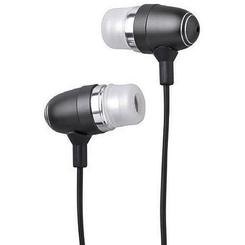 TDK 77000014603 In Ear Headphones, Grey by Memorex