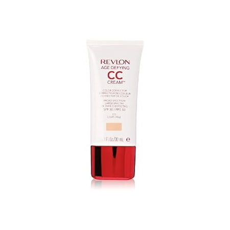 Revlon Age Defying CC Cream 010 Light 1 Oz