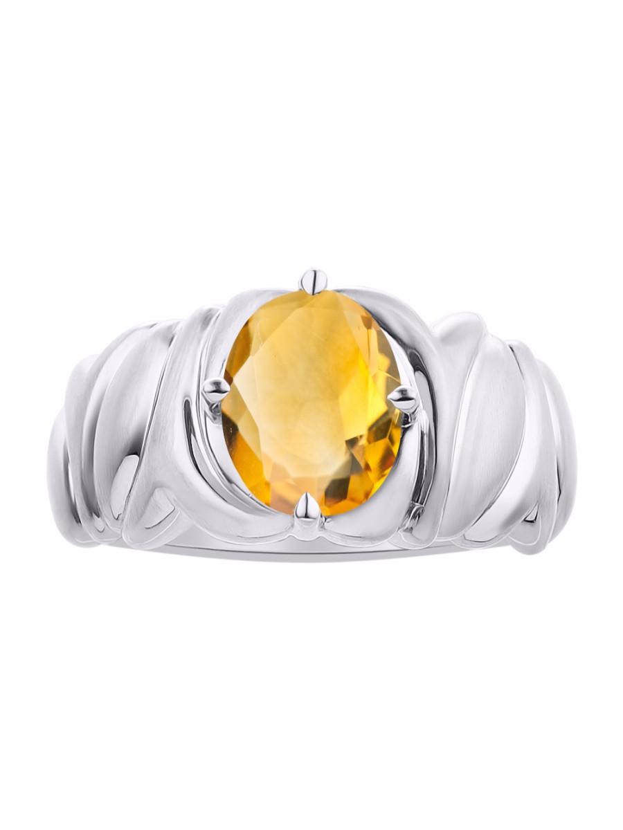 Details about  /Beautiful Yellow Medira Citrine Gemstone Engagement Jewelry 18k Gold Ring