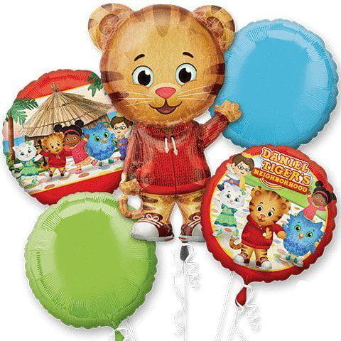 Daniel Tiger's Neighborhood Bouquet Of Balloons