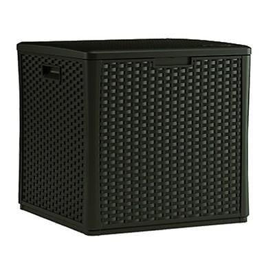 Garden Suncast BMBD60 60 Gallon Cube Deck Box [Istilo215414] by GSS