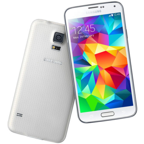 Used (Tested & Cleaned) Samsung Galaxy S5 G900P 16GB Whit...