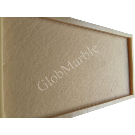Concrete Stone Mold from GlobMarble. Stepping Stone Mold SS 5305/3. Concrete Veneer Mold, (Best Way To Remove Mold From Concrete)