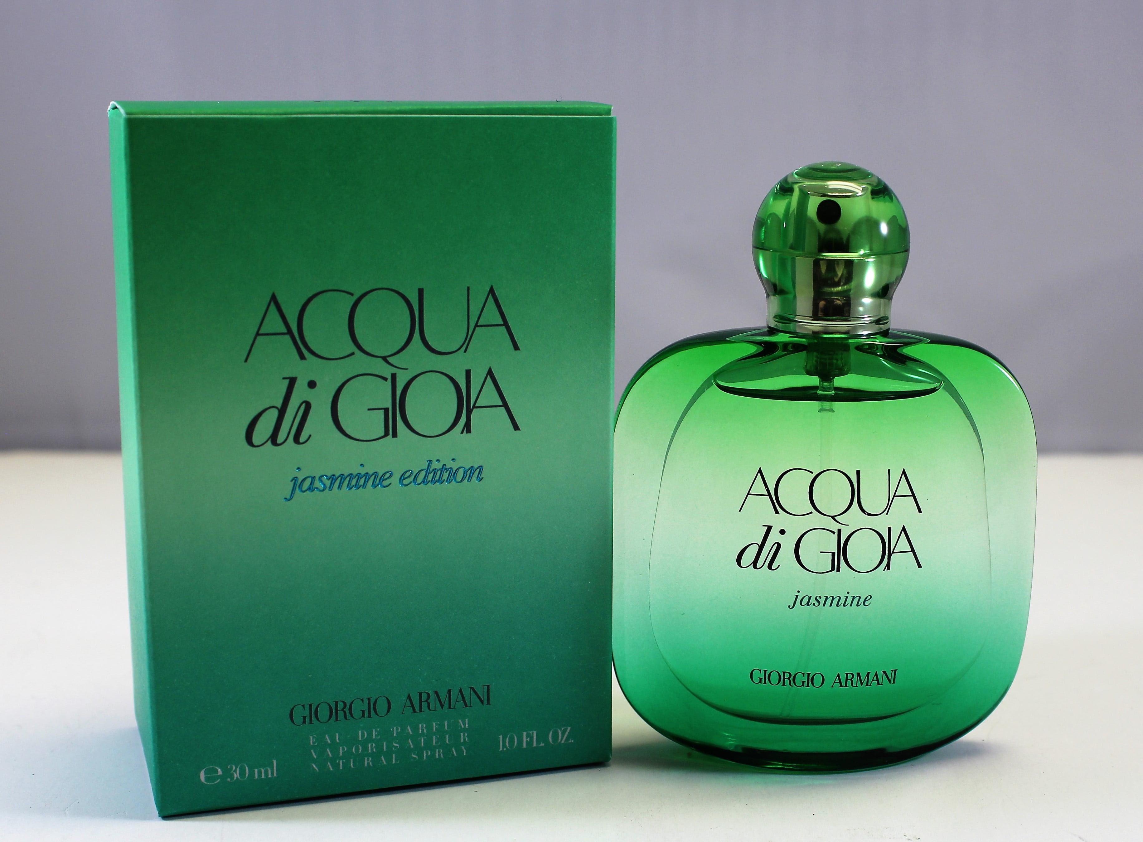 Giorgio Armani Acqua Di Gioia Jasmine Edition By Giorgio Armani
