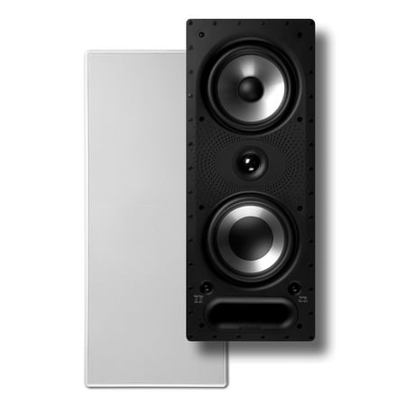 Polk 265-RT Vanishing RT Series In-Wall - Double Reentrant Loudspeaker