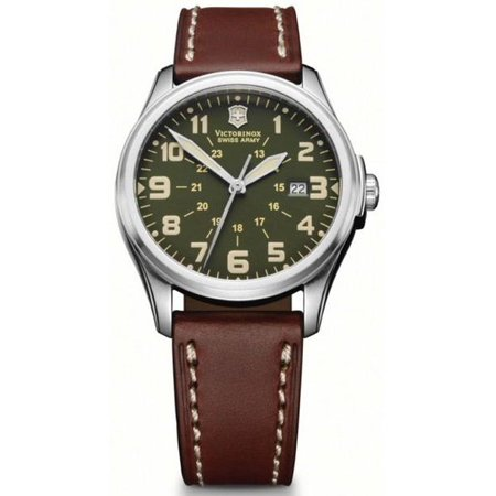 Swiss Army Victorinox Infantry Vintage Mens Watch 241309