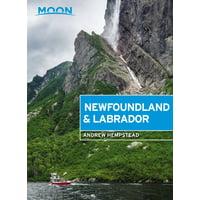 Moon Newfoundland & Labrador: 9781631215704
