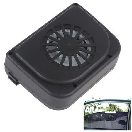 Solar Car Window Fan](Car Fangs)