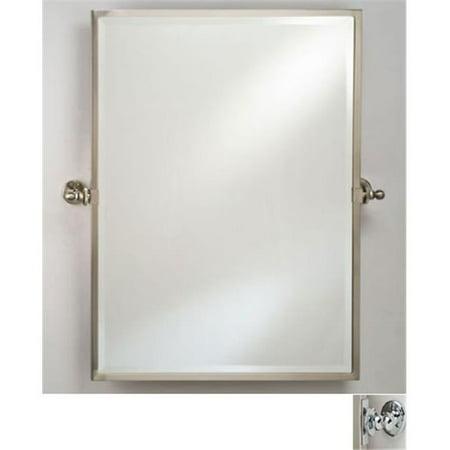 Afina Corporation Rm826cr 20 In X 26 Tilt Mounting Bracket Rectangle Framed Mirror