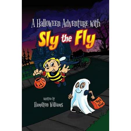 A Halloween Adventure with Sly the Fly (Spirit Halloween Hamilton)