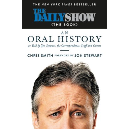 The Daily Show  The Book