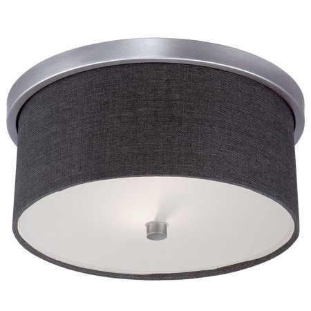 Jackson Extra Light - Millennium Lighting 3122 Jackson 2-Light Flush Mount Ceiling Fixture