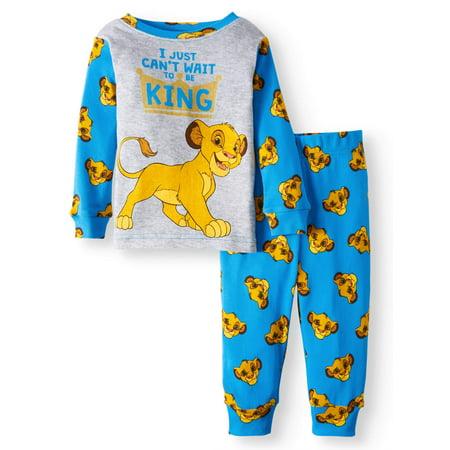 Lion Guard Cotton Tight Fit Pajamas, 2-piece Set (Baby Boys)