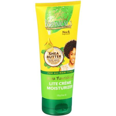 Soft & Beautiful Botanicals Ultra Nourishing Lite Crme Moisturizer 6 oz.