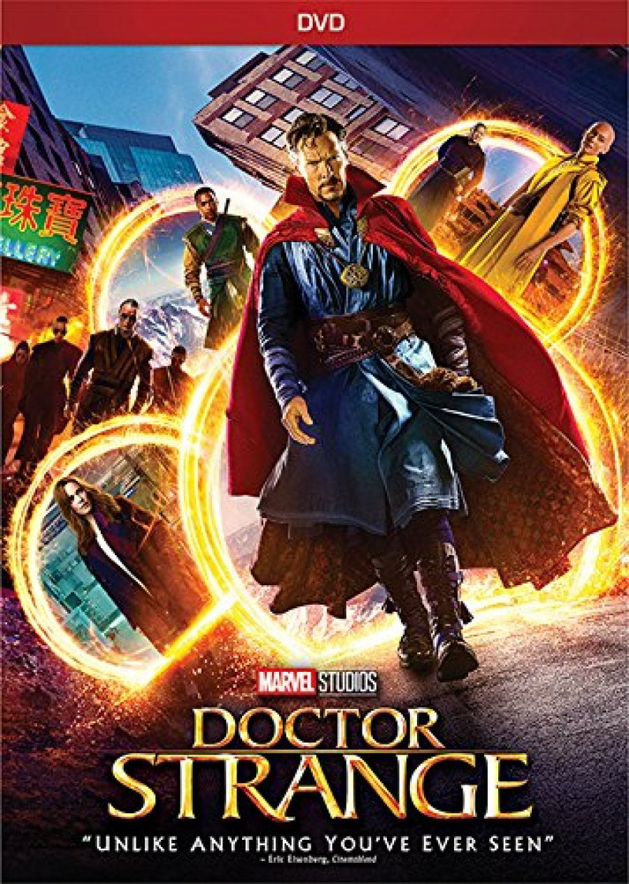 Marvel's Doctor Strange (DVD) by Buena Vista Home