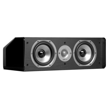 Polk Audio CS10 Black 2-Way Center Channel Loudspeaker