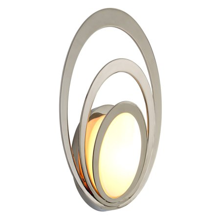 Troy Lighting  Stratus 15-inch Polished Stainless Medium LED Outdoor Wall (Troy Lighting Outdoor Lamp)