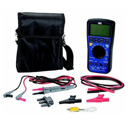 OTC Tools & Equipment 3990 1000V CAT III Hybrid Multimeter with Insulation Resistance Test