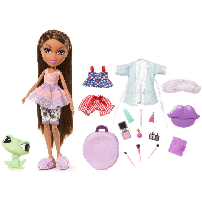 Bratz Sleepover Party Doll, Yasmin by CHOI'S EARLY LIGHT TECHNOLOGY (SHENZHEN) COMPANY LTD