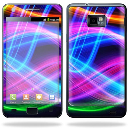 I9100 Cell Phone - Mightyskins Protective Vinyl Skin Decal Cover for Samsung Galaxy S II 4G (GT-i9100) Cell Phone wrap sticker skins