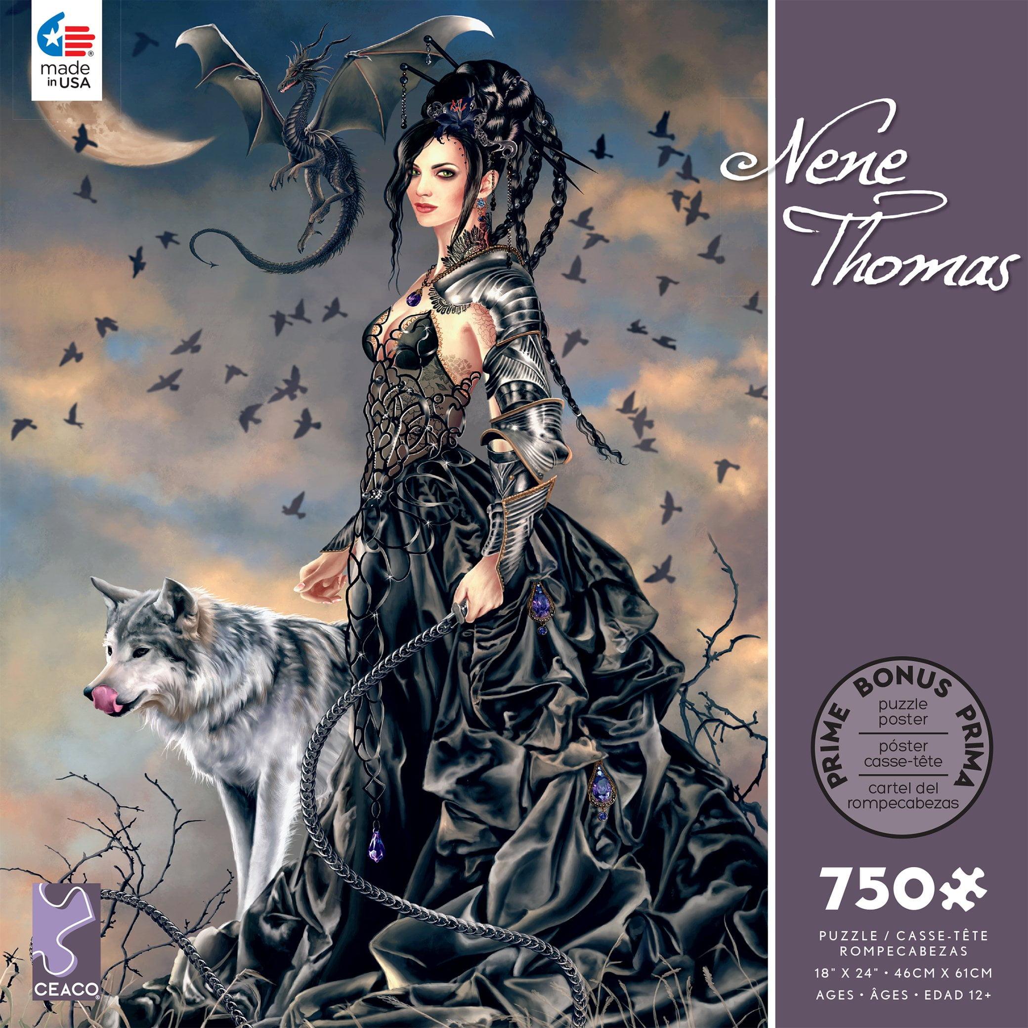 Nene Thomas Bella 750 Piece Ceaco Puzzle