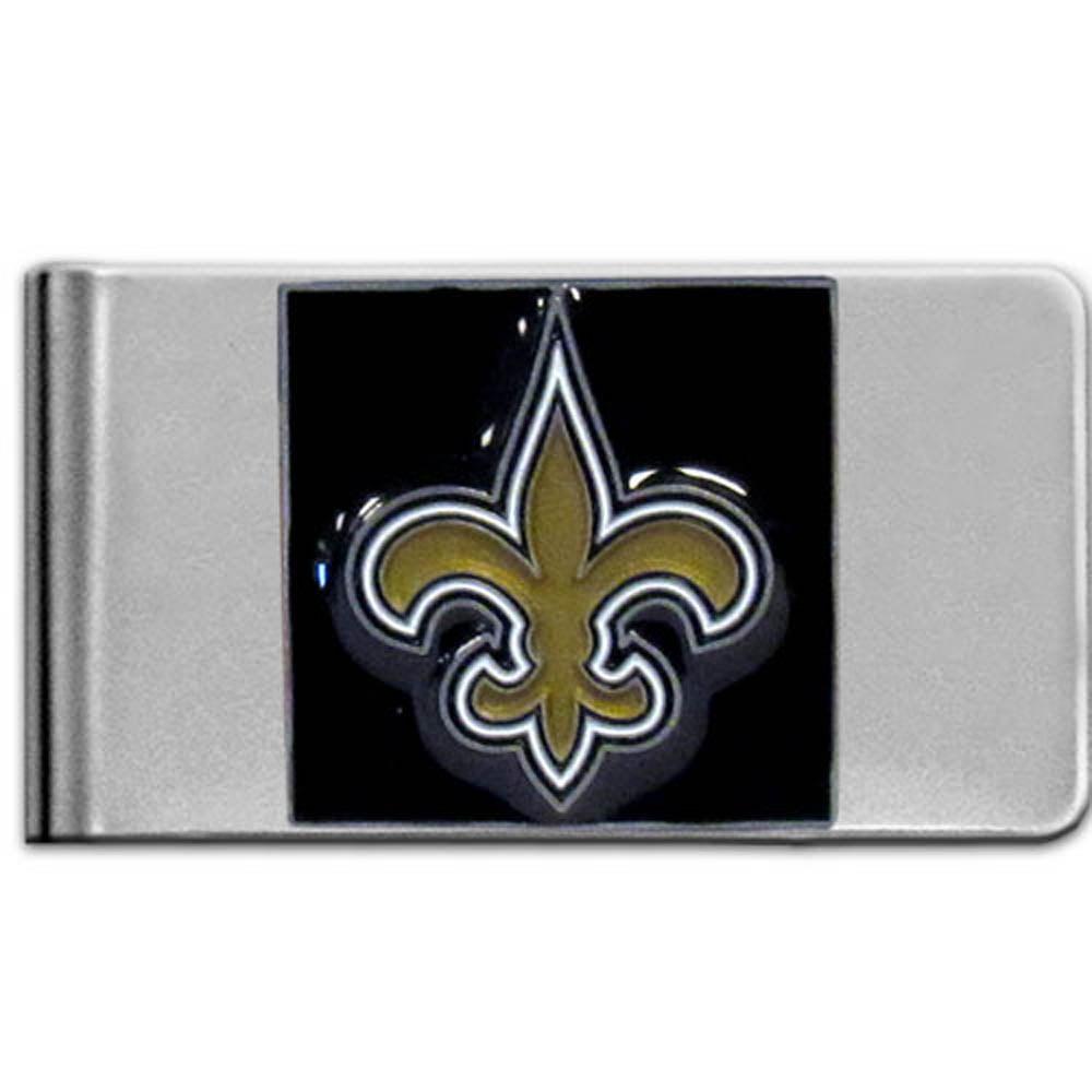 New Orleans Saints Official NFL Money Clip by Siskiyou 701511