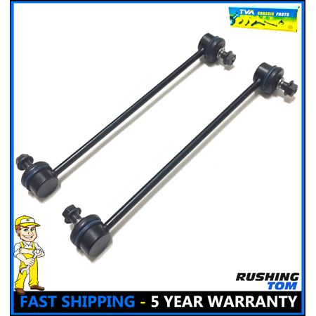 Fits Mazda MPV 2001 - 2006 New Front Stabilizer Sway Bar End Link Pair Set of 2