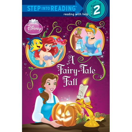 Disney Princess Halloween Colouring Pages (A Fairy-Tale Fall (Disney)
